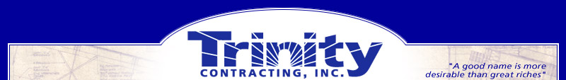 Trinity Contracting, Inc. logo